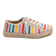 Zapatilla Sneaker Buenas Ondas Chimmy Churry Mujer
