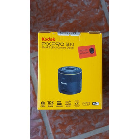 Lente Smart Kodak Pixpro Sl10 16mp Fu