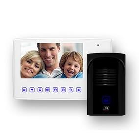 Vídeo Porteiro Interfone Colorido 7 Polegada Touch Vp700 Jfl