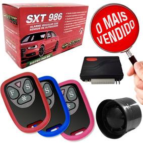 Alarme Automotivo Universal Sistec Sxt 986