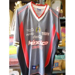 Jersey Playera Seleccion Mexicana Años 90s Visitante