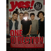 Yes Teen 161 Livro One Diretion Especial - 08 Cards 16 Fotos