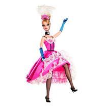Barbie France - Dolls Of The World - Serie Pink Label - Novo