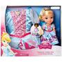 Nova Boneca My First Disney Princess Cinderella Toddler Doll