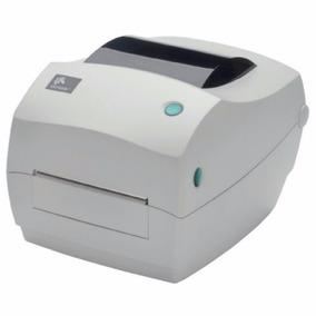 Impressora Térmica Etiqueta Zebra Gc420t 203dpi