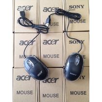 Mouse Usb Optico Alambrico Para Laptop Computatadoras Pc