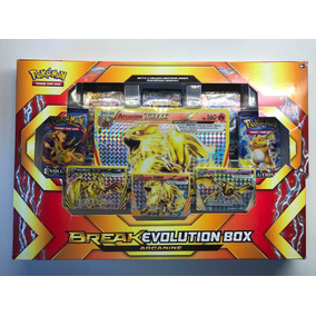 Caja De Cartas Pokemom: Break Evolution Box - Arcanine