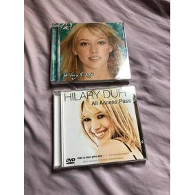 Hilary Duff - Combo: Metamorphosis Cd E All Access Pass Dvd