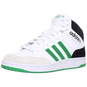 Exclusivos Tenis adidas Neo Label Retro Hoops Mid 10mx 12usa