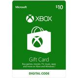 Tarjeta Xbox Card 10 Usd Xbox 360 One