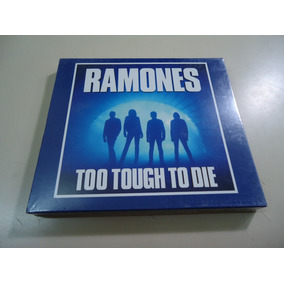 Ramones - Too Tough To Die - Remaster Made In Europe Nuevo