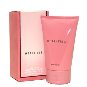 Realities (new) By Liz Claiborne For Women, Hand Cream, 4.2-