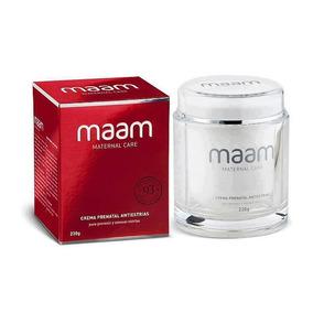 Pack 2 Maam Crema Prenatal Antiestrías 230 Gr.