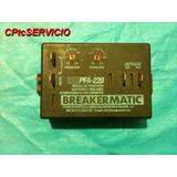 Supervisor De Linea, Protector Breakermatic A/c