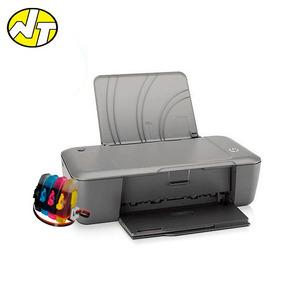 Impresora Deskjetl Hp 1000 + Sistema Tinta Continua Nano