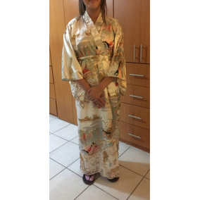 Kimono Japonés Original