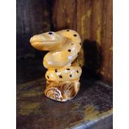 Cobra De Cerâmica Bichos Decorativos Peruanos