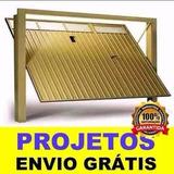 Projeto Portão Basculante +1800 Modelos Escada Portões Grade
