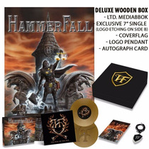 Hammerfall - Built To Last / Wooden Box