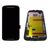 Tela Celular Moto G2 + Ferramentas P Troca + Pelicula Brinde