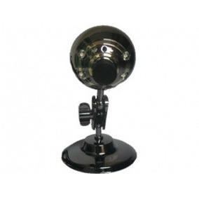 Webcam Com 4 Leds Microfone Visão Noturna Preço Incrível!!!