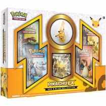 Box Pokémon Gerações - Pikachu-ex