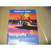 Livro Geografia 6ª Serie 7º Ano Fundamental