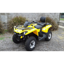Cuatriciclo Can Am Outlander Dps 570 L Max