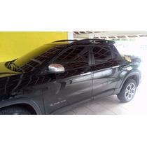 Kit Aplique Cromado Retrovisor Fiat Toro Capa Mopar Original