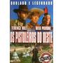 Dvd Os Pistoleiros Do Oeste Lacrado Original