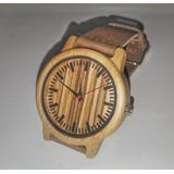 Reloj Original Bobo Bird De Madera
