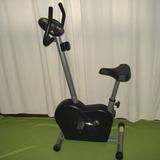 Bicicleta Fija Magnética Reforzada Con Monitor Electrónico