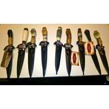 Cuchillo Artesanal Tandil Hoja 16 Cm - Huija Canejo