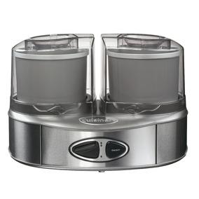 Máquina De Helados Y Gelato Cuisinart Ice40bcar