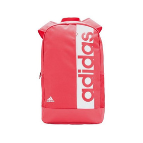 7ae3a8edd3 Mochila adidas Linear Backpack Pink - Dm 7660