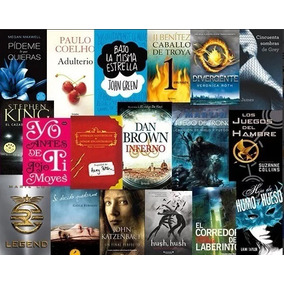 Coleccion 1000 Libros Novelas Digitales Pdf Digital