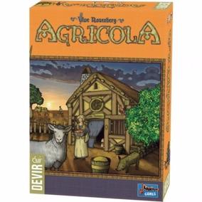 Agrícola - Jogo De Tabuleiro Em Português - Edição Revisada