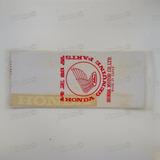 Adesivo Original Da Bolha Honda Cbx 750 87 Hollywood