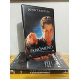 Dvd Fenômeno + Dvd A Qualquer Preço John Travolta