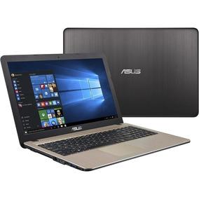 Notebook Asus 15,6´´ Pentium Quad Core 4gb 500hdd Win 10