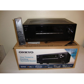Amplificador Receiver Receiver Onkyo Tx-sr353 5.1ch