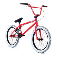 Bicicleta Bmx Stolen Stereo (red Fire)