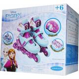 Patines Rollers Extensibles Frozen Disney