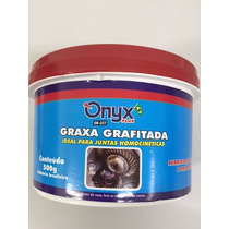 Onyx Graxa Grafitada 500g - On 227