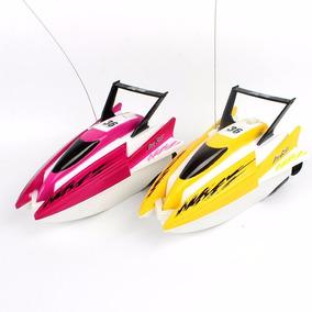 Brinquedo Barco Iate Navio Alta Velocidade Controle Remoto