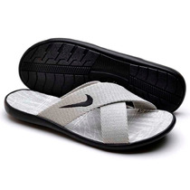 Sandália Chinelo Nike Tiras Dedo Conforto Verão Sol Praia