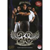Dvd Asa De Águia - Turnê Comemorativa 20 Anos