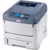 Impresora Full Color A4 / Oficio Con Duplex Oki C711dn