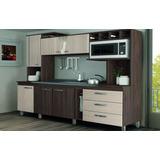 Mueble Cocina Compacta Aurora... Envio Gratis!!!