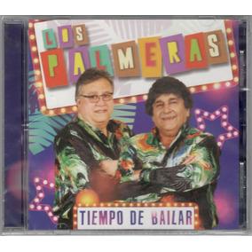 Palmeras Los Tiempo De Bailar Cd Nuevo